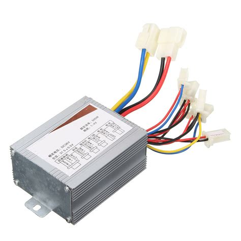 36v 500w motor brush speed controller for electric bike bicycle scooter alexnld