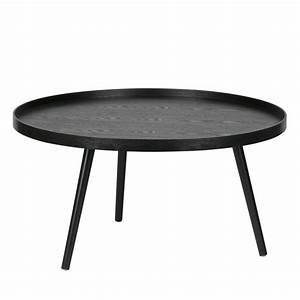 Table Basse D Appoint : table d 39 appoint ronde bois xl mesa by drawer ~ Teatrodelosmanantiales.com Idées de Décoration