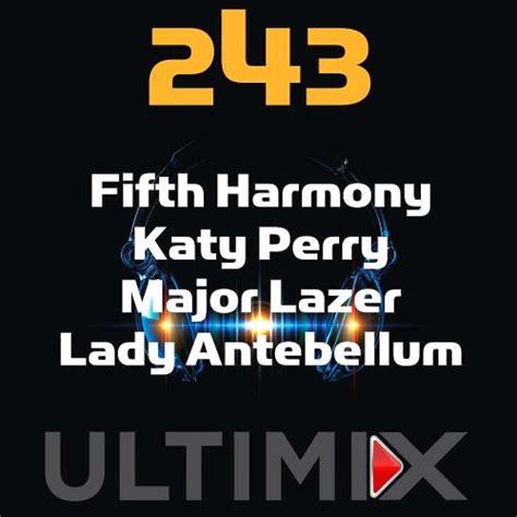 Ultimix Vol 243  Mp3 Buy, Full Tracklist