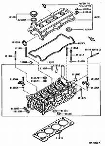 Cylinder Head For 1987