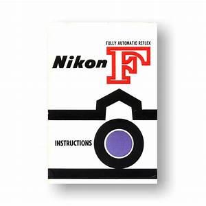 Nikon F Owners Manual Download