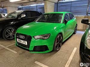 Audi Rs3 Sportback 2017 : audi rs3 sportback 8v 28 may 2017 autogespot ~ Medecine-chirurgie-esthetiques.com Avis de Voitures