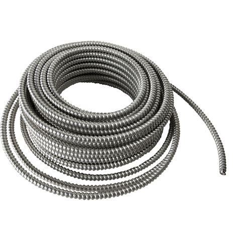 gaine exterieure pour cable electrique fil 233 lectrique gain 233 bx 12 2 20 m fils de construction d int 233 rieur canac