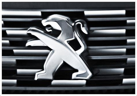peugeot logo meaning  history peugeot symbol