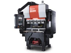 compact  fast servo electric press brake