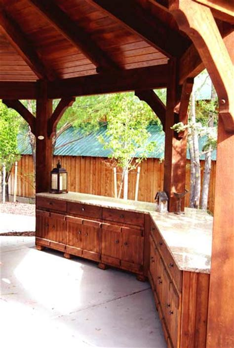 Timber Frame Gazebo or Pergola Kit, Plan An Outdoor