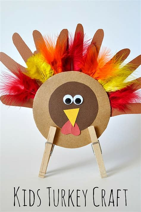 thanksgiving turkey craft for elmer s thanksgiving 228 | pinterest75a2ed9ab62c65b9a767ff000017d4f3