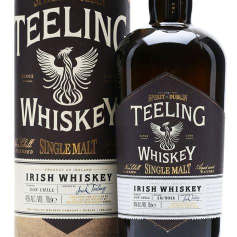 Teeling Single Malt – the spirit returns to Dublin — The ...