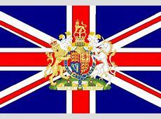 British Royal Large Collector Flag