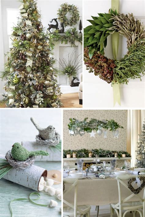 christmas decorating ideas shades of cinnamon