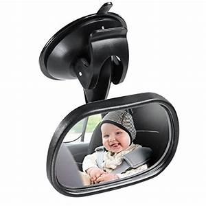 Miroir De Voiture Bébé : miroir auto b b rotation 360 allreli r troviseur de surveillanc ~ Louise-bijoux.com Idées de Décoration