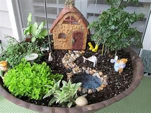 15 Fabulous Fairy Garden Ideas - Live DIY Ideas