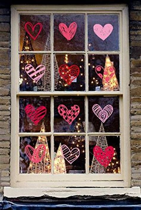 valentines day window clings good gifts  senior citizens