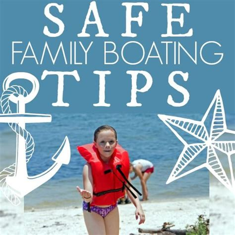 Boat Anchor Tips by Safe Family Boating Tips Boat Anchors