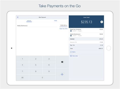 Quickbooks card reader lets small businesses accept contactless payments and chip cards. QuickBooks GoPayment: POS Credit Card Reader - AppRecs