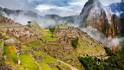 Bing Ruins Mayan Civilization 10wallpaper Popular Resolution