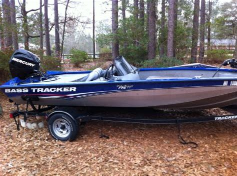 Used Aluminum Boats For Sale In Ms by 2011 Bass Tracker Pro Team 175tf Fishing Boat For Sale In