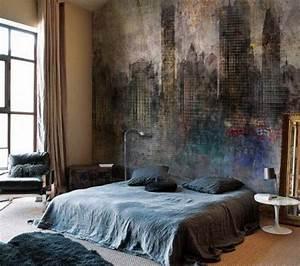 Urban, Grunge, Wall, Mural
