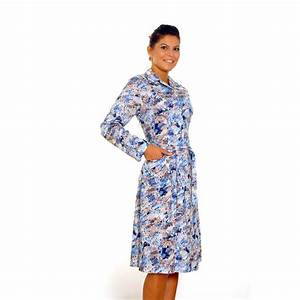 robe femme senior With robe senior boutonnée devant