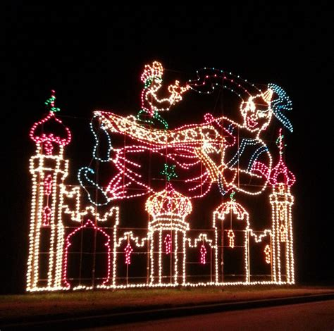 Lanier Lights by Magical Nights Of Lights Live Nativity Show Lake Lanier