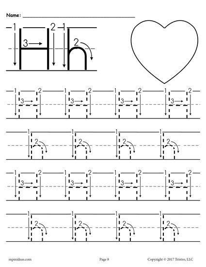 best 25 letter h worksheets ideas on