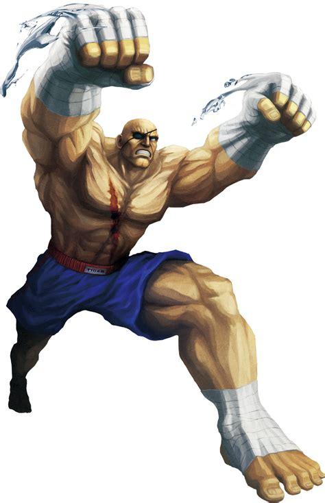 Sagat Street Fighter Wiki Wikia