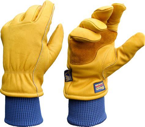 Lamont Gloves Cowhide by Lamont S Hydrahyde Grain Cowhide Gloves S