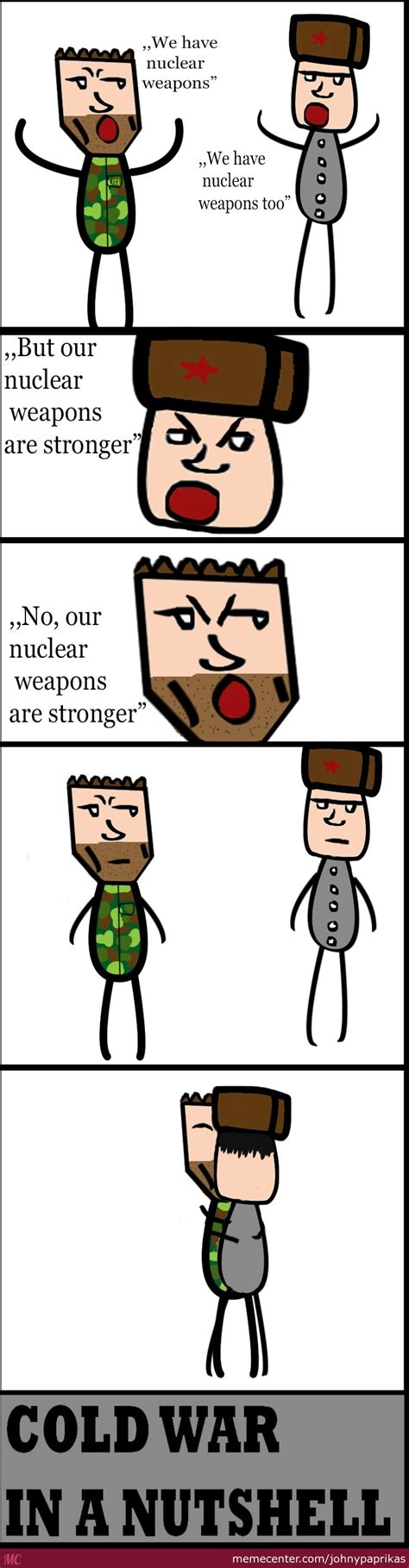 Cold War Memes - cold war by johnypaprikas meme center