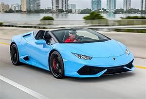 Lamborghini Huracan Spyder : lamborghini huracan spyder review 2015 parkers ~ Medecine-chirurgie-esthetiques.com Avis de Voitures