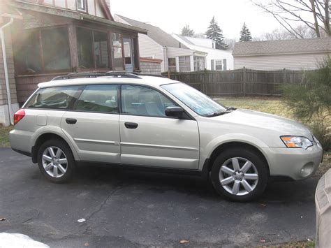 outback subaru 2006 2006 subaru outback reviews edmunds