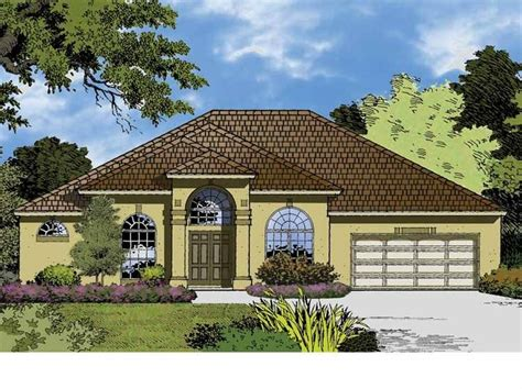 houses with 4 bedrooms eplans mediterranean house plan majestic ranch 2789