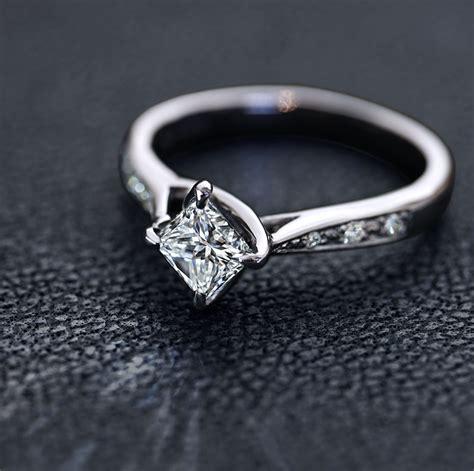 twist style engagement rings harriet kelsall