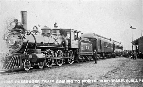 Milwaukee Railroad Passenger Trains