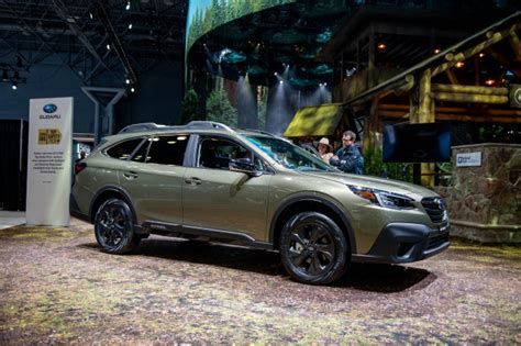 Subaru Outback 2020 New York by The 13 Most Important Of The 2019 New York Auto Show