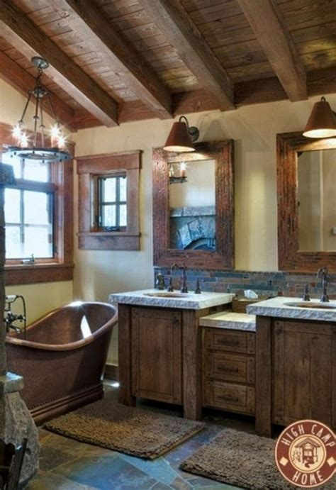 rustic design element wooden ceiling