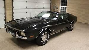 Black Beauty! 1971 Ford Mustang Sportsroof Survivor