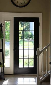 door window inserts Feature Friday: Sarah's Yellow Cape Cod - Southern Hospitality