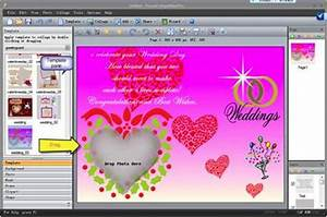 how to make a wedding invitation card with picture collage With wedding invitation collage maker