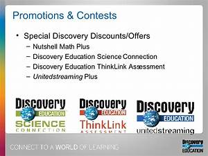 discovery education thinklink