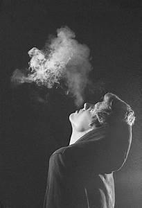 smoking photography black and white   Tumblr