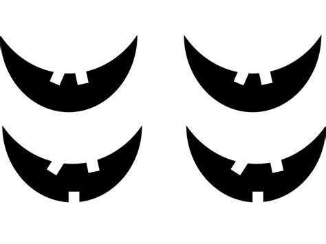 vire pumpkin stencil top 28 pumpkin mouths stencil 41 printable and free halloween templates hgtv jack o
