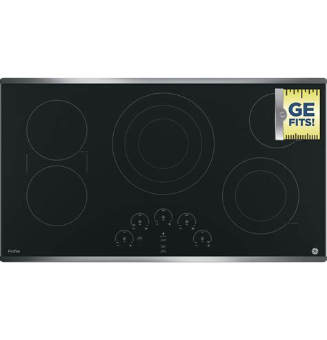 ge profile series  built  touch control cooktop phpbmts  appliances