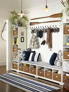 Entryway, Bench, Design, Ideas, For, A, Cozy, Home