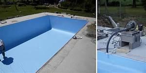 Prix Pose Liner Piscine 8x4 : pose d 39 un liner de piscine comment faire jardipartage ~ Dode.kayakingforconservation.com Idées de Décoration