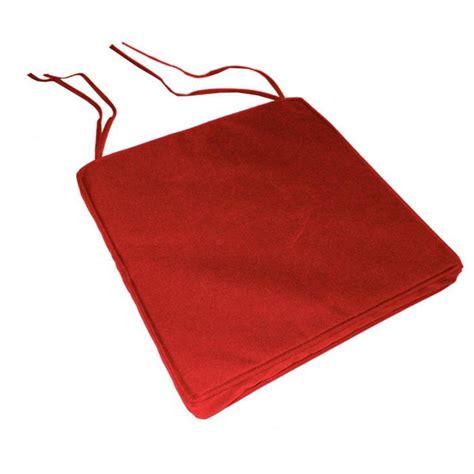 galette de chaise forme trapeze galette de chaise impermeable dehoussable achat