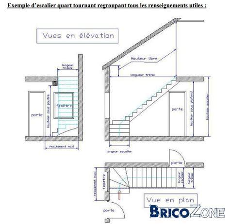reculement escalier quart tournant fabrication escalier quart tournant 224 droite avec marches