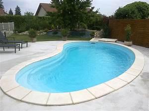 Piscine Enterrée Coque : piscinier installateur piscine coque excel piscines isere ~ Melissatoandfro.com Idées de Décoration