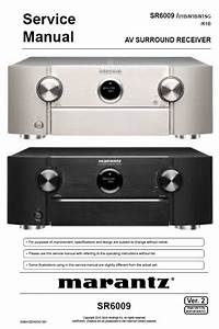 Pin On Marantz Audio  Video Devices Service Manuals