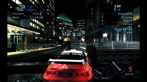 Need For Speed Underground Remake Hd Gameplay Youtube