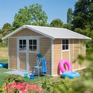 Abri De Jardin En Pvc : grosfillex abri de jardin en pvc 112m deco sherwood kit ~ Edinachiropracticcenter.com Idées de Décoration